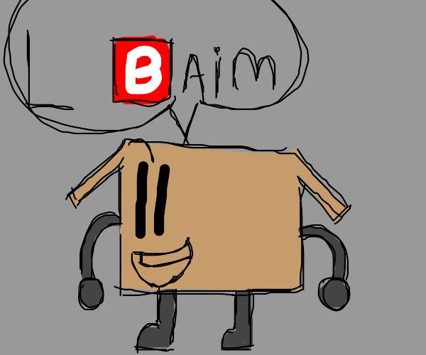 an alive box