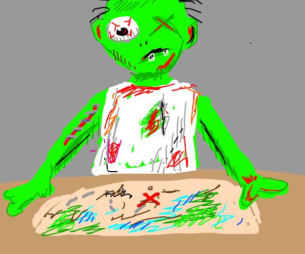 Zombie Planning