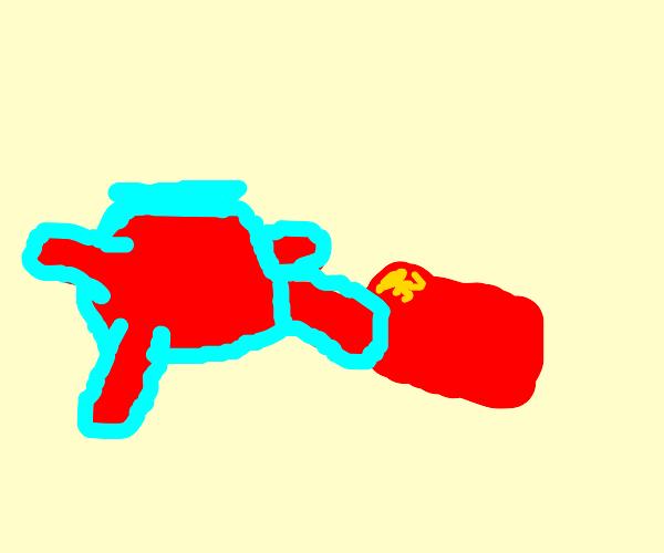 Kool-Aid Man defeated USSR