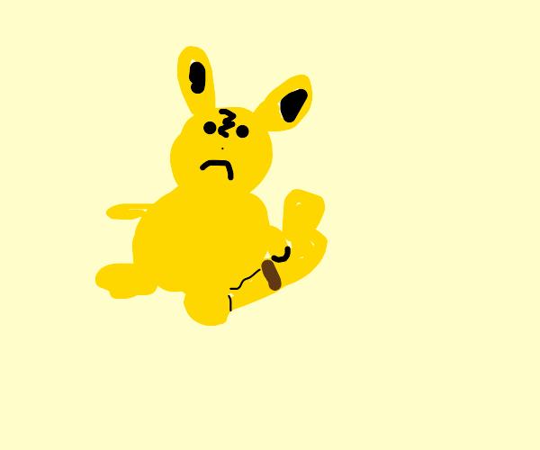 crackhead pokemon
