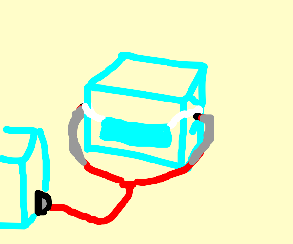 an ice cube doctor