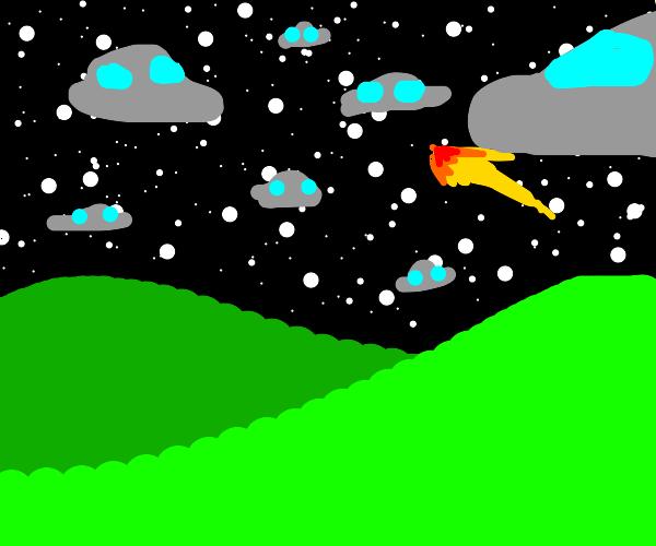 alien migration