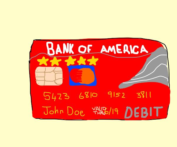5 Star Credit Card