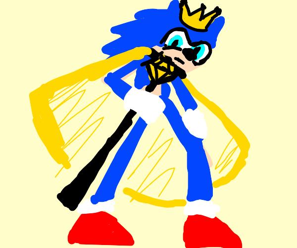 Hedgehog King