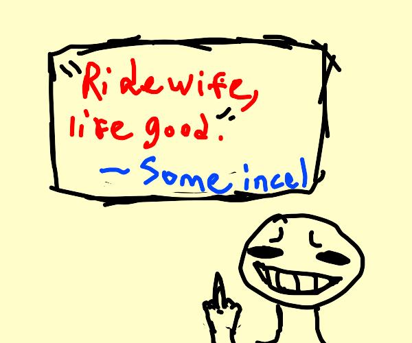 Ride wife life good