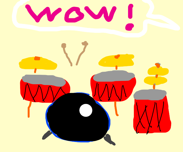 The Amazing Drums