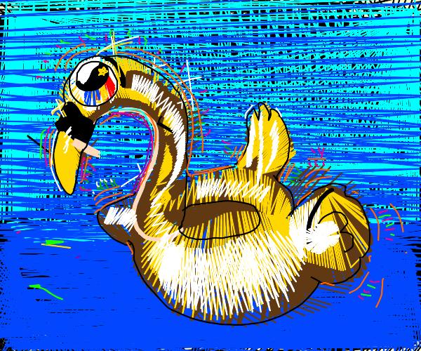 Golden Raft