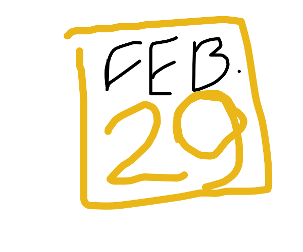 It's a Leap Year!