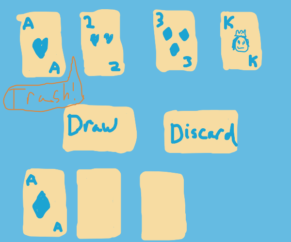 Simple card game
