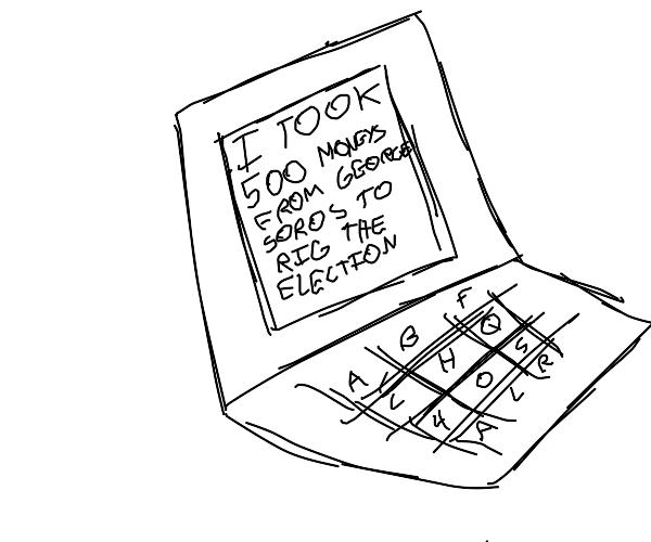 laptop corruption