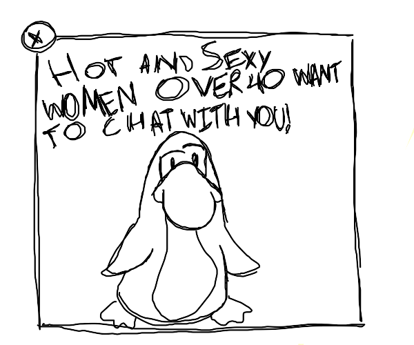 hot and sexy club penguin users in YOUR area