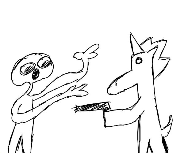 unicorn mugger