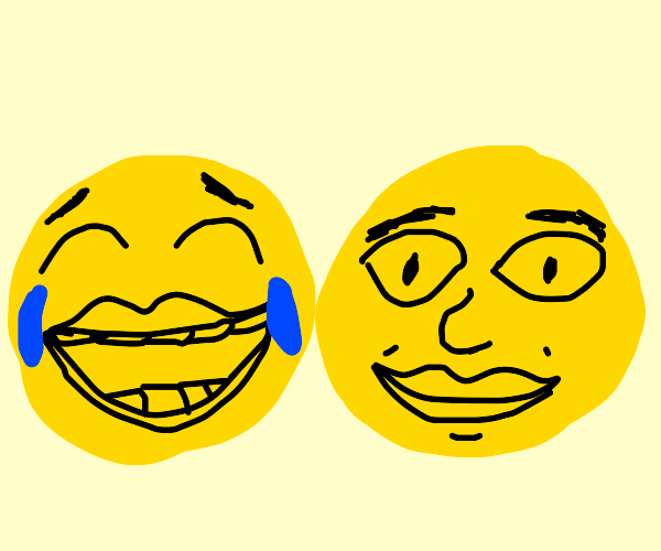 Emojis up close