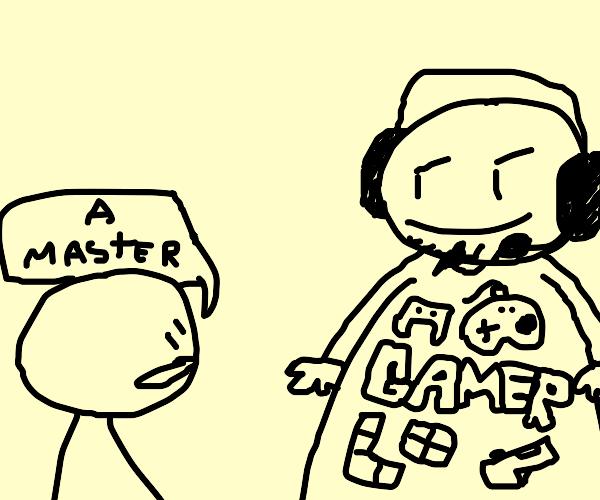 fat gamer