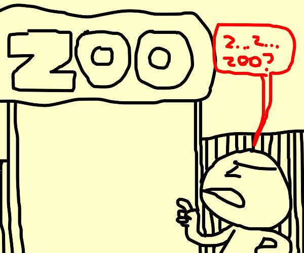 Uh zoo?