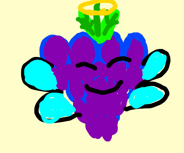 holy grapes