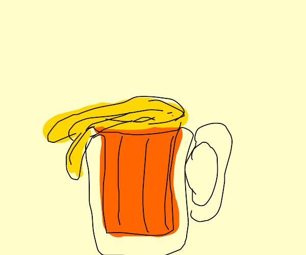 donald trump is beer