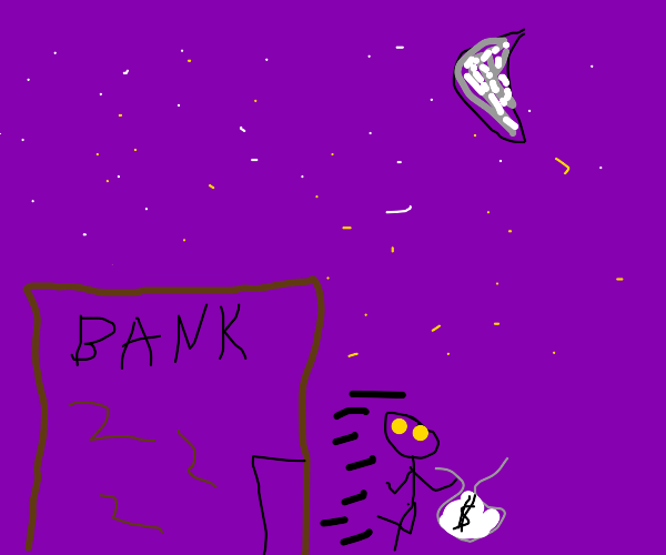 Energetic Thief