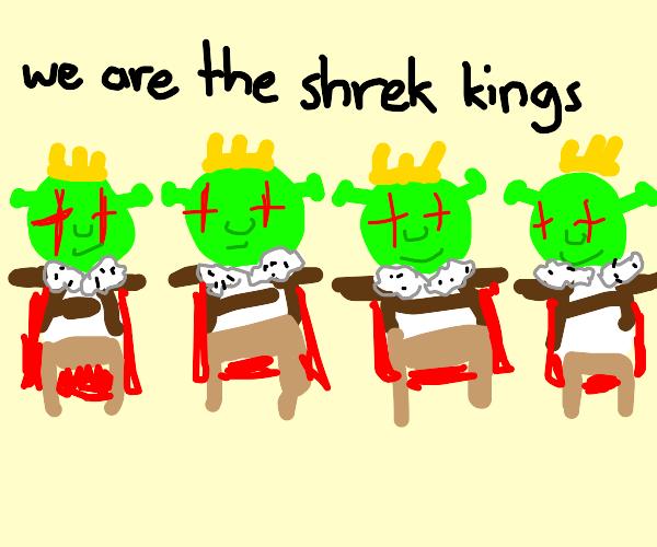 Shrekking Crew