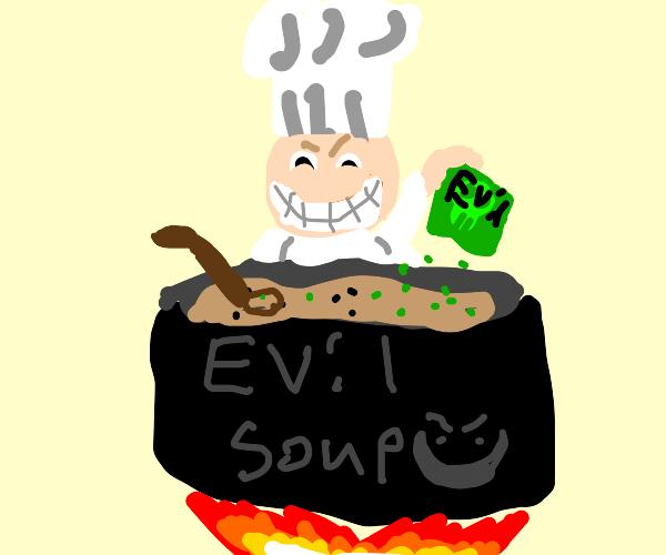 Evil Cook