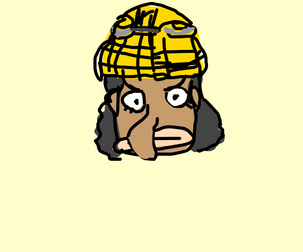 Usopp (OnePiece) With squidward nose