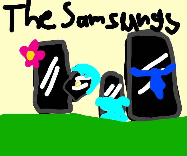 The Samsung Family