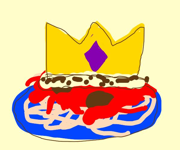 spaghetti king