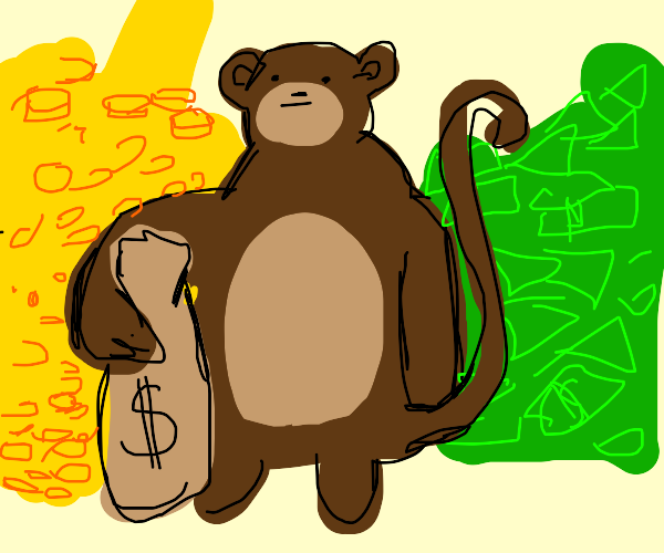 big money monkey