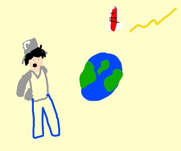 the onceler finds out about global warming