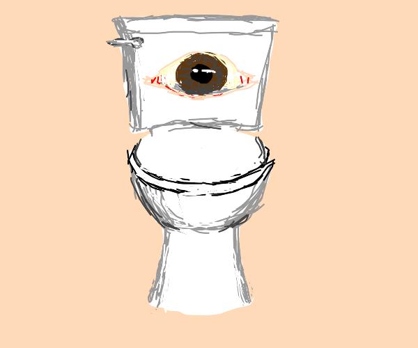 cyclops toilet