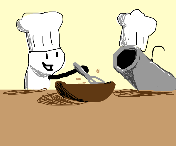 Cooking with a Cannon