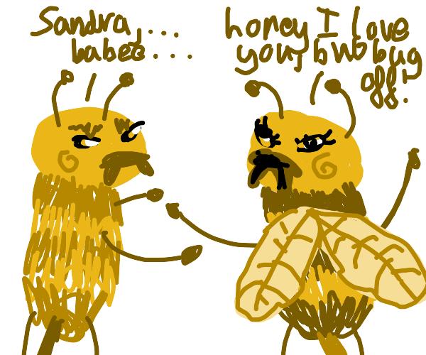 Bee pun