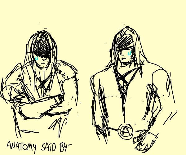 sephiroth meets abbacchio