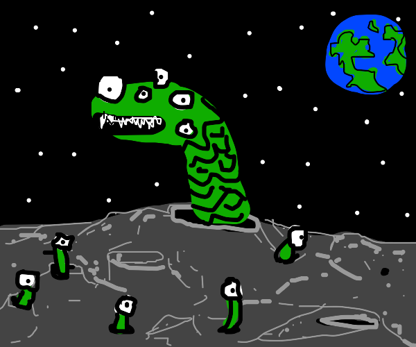 new!: abominations from the moon