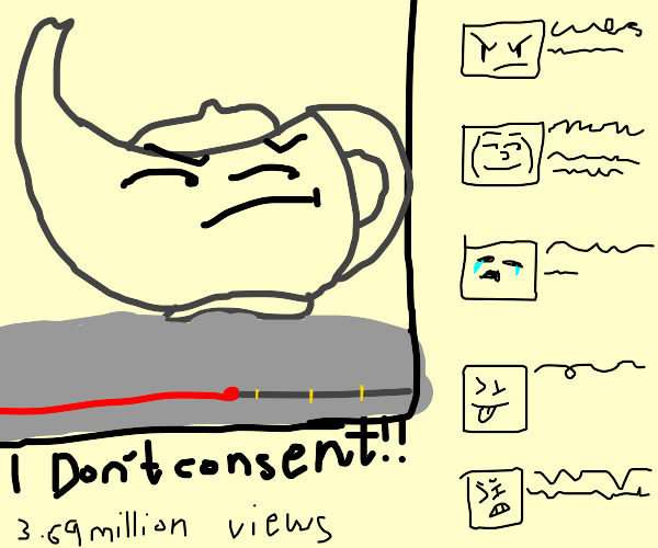The tea consent video
