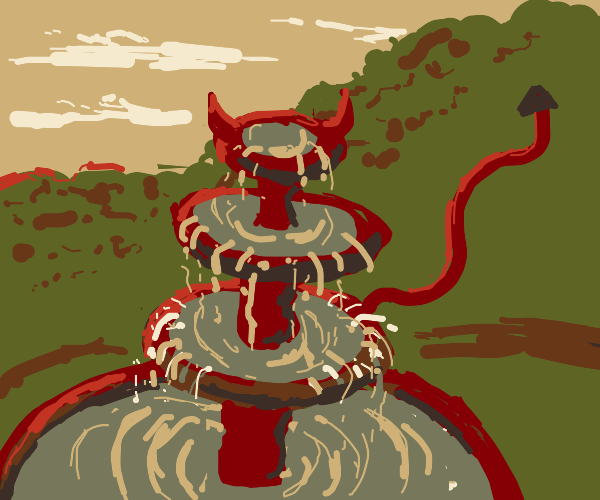 Fountain Devil