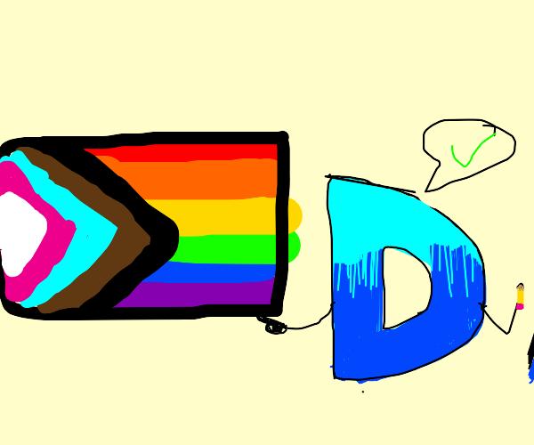 Drawception supports LGBTQIA+