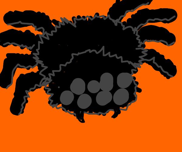 Tarantula Concept Art