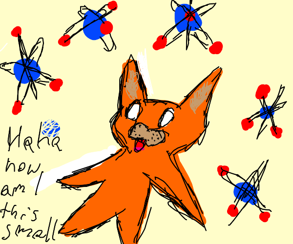 bubsy the cat shrinks to a molecular level