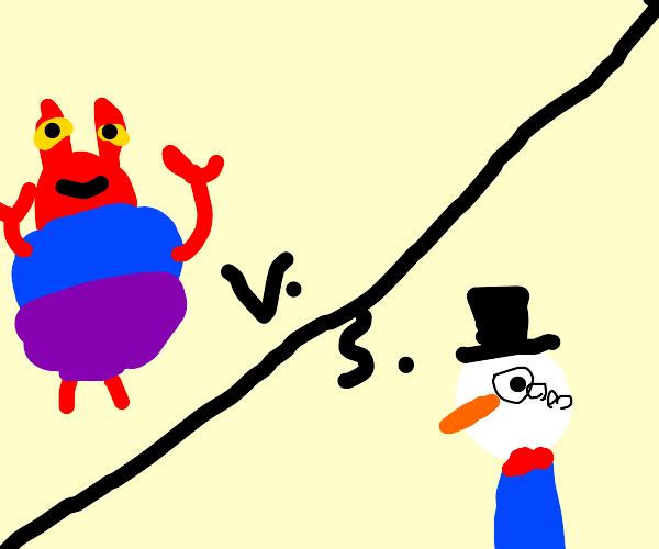 Mr. Krabs vs. Scrooge McDuck - The Money Wars