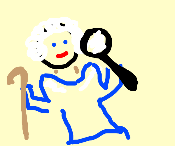 detective grandma