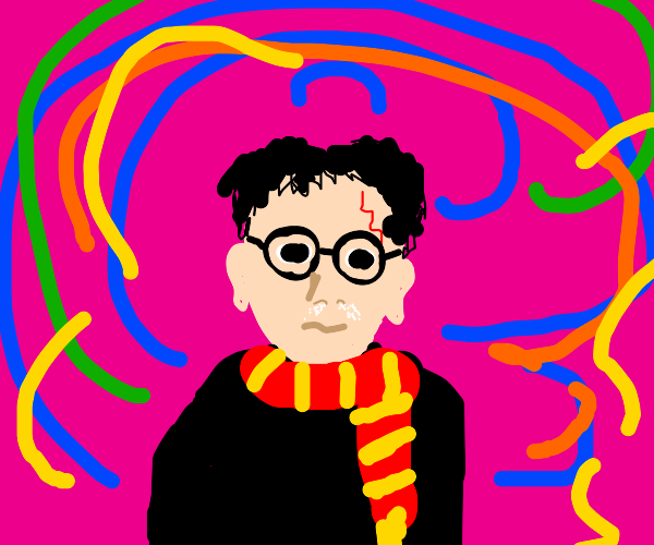 harry potter did drugs