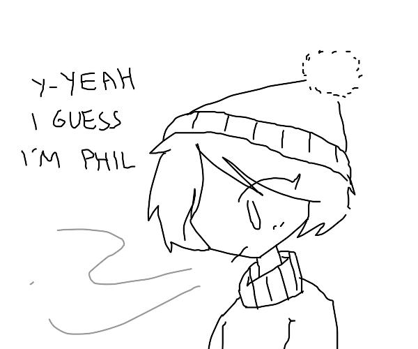 so phil, is it?
