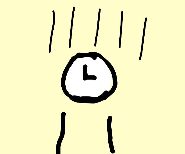 Catching a Clock