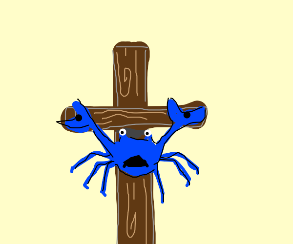 Crucified crustacean