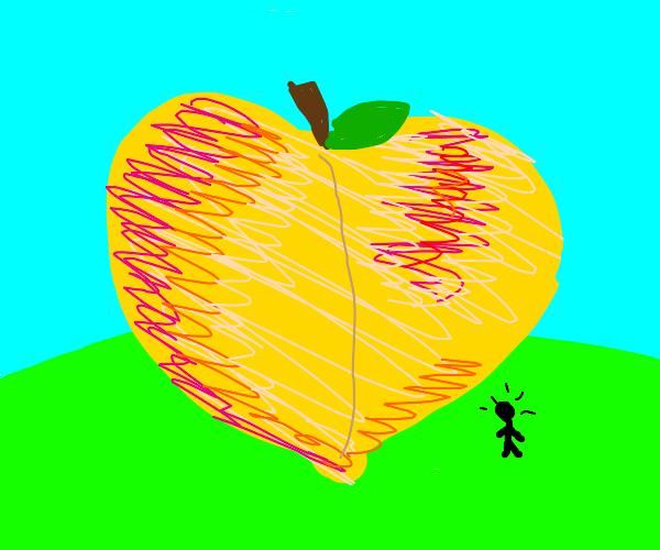 Gigantic Peach