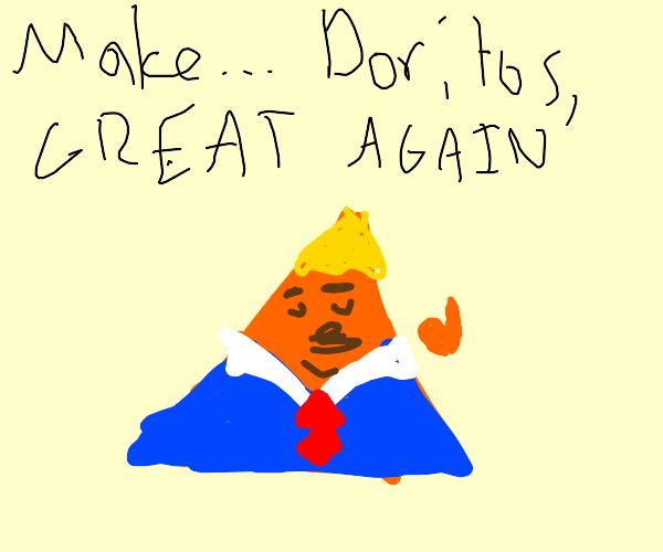 Dorito Trump