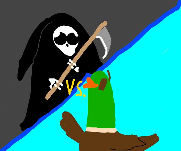 Death v. Duck