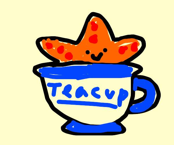 Starfish in a Teacup
