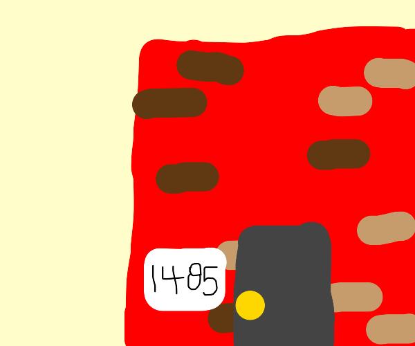 Brick house no. 1485
